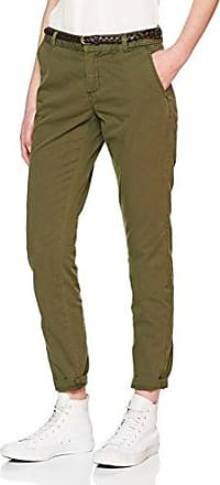 Loose Fit Hose Dames Green Vero Moda