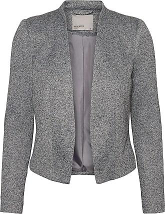 Vorn Offener Jersey Blazer Dames Grijs Vero Moda Sehr Günstiger Preis Spielraum Großer Verkauf Footaction Online-Verkauf sMJCLQa