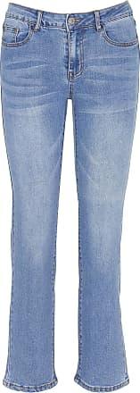 Jean cropped boot-cut taille haute Vila BrIY8jhlh