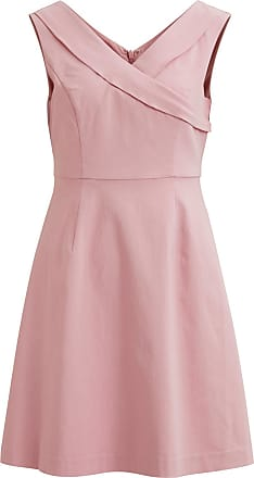 Gepunktetes Kleid Mit Langen Ärmeln Dames Rood Vila sU6iJQjTxt