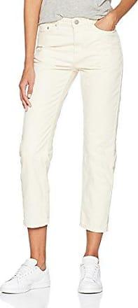 Ina - Schmal geschnittene Jeans - Weiß Wood Wood WDzEfRb