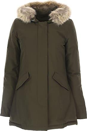 Mantel für Damen, Trenchcoat Günstig im Outlet Sale, Pennrich By Woolrich, Schwarz, Baumwolle, 2017, 40 42 Woolrich