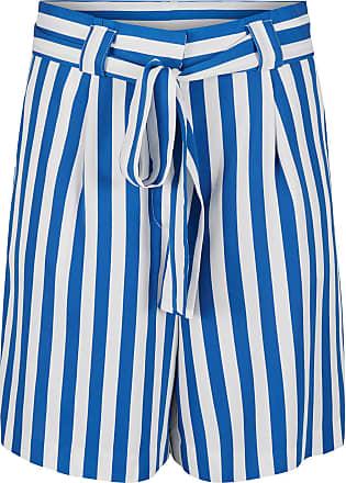 Blaue%2c Gestreifte Shorts Dames Blauw Y.A.S Emn1RcTK2o
