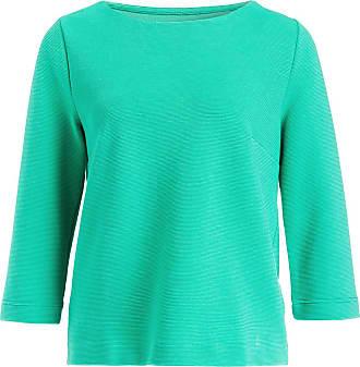 Sweatshirt mit 3/4-Arm - GRÜN Zaida O1JM68n