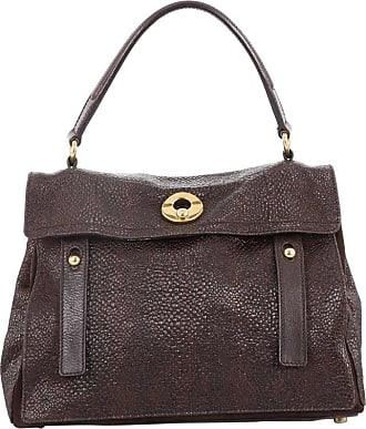 1stdibs Vintage Valentino Garavani Black Enamel Leather And Fabric Combo Chevron Handbag