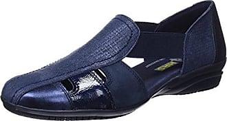 022769-40, Sandales femme - Bleu (Blau), 36 EUHans Herrmann Collection
