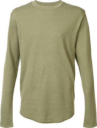 longsleeved ribbed T-shirt - Green 321