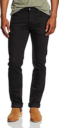 Slimmy-azul Hombre Negro Rinse Black W38/L32 7 For All Mankind