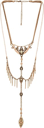 8 Other Reasons Charmed Lariat in Metallic Copper