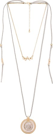 8 Other Reasons X REVOLVE Burning Desire Necklace in Metallic Gold