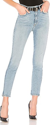 Jamie High Rise in Blue. - size 26 (also in 24,25,27,28,29,30) A Gold E