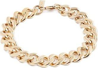 A.P.C. Gourmette Jill curb-chain silver bracelet