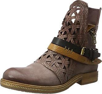 A.S.98 Zeport, Botines para Mujer, Multicolor (Lite Brown Lite Brown Lite Brown 0001), 42 EU