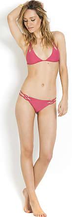Bikini Bottom double straps sides ACACIA Lychee - Molokini Acacia Swimwear