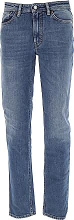 Jeans On Sale, Denim Blue, Cotton, 2017, 26 27 29 Acne Studios