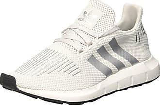 adidas Damen Swift Run W Laufschuhe  Mehrfarbig (Grey One F17/Silver Met/Ftwr White)