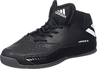 low priced 3322e ad0b7 Adidas Crazy Hustle, Zapatillas de Baloncesto para Hombre, Rojo  (Escarl Negbas