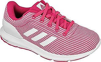 adidas Damen Durama w Laufschuhe, Mehrfarbig (Pink/Grey-(Eqtros/Briver/Sebrro)), 38 2/3 EU