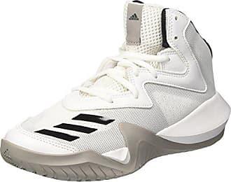 Adidas CF Lite Racer, Zapatillas para Hombre, Blanco (Footwear White/Footwear White/Clear Onix 0), 39 1/3 EU