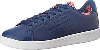 adidas ZX 700, Basket Femme - Bleu - Blau (Night Indigo/Night Indigo/Light Aqua), 40 2/3 EU (7 UK)