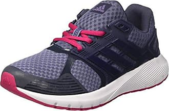 adidas Duramo 8, Chaussures de Running Entrainement Femme, Rose (Clear Grey/FTWR White/Core Pink), 38 EU
