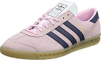 Adidas ZX 700, Zapatillas para Mujer, Rosa (Haze Coral/Haze Coral/Core Black), 43 1/3 EU