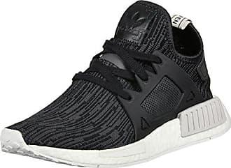 adidas Damen ZX Flux ADV Smooth W Sneakers  43 1/3 EUSchwarz