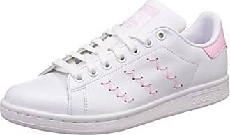 adidas Originals Stan Smith Damen Weiss Pink weiss 40 2/3