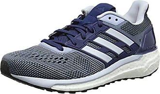 adidas Damen Galaxy Trail Laufschuhe, Mehrfarbig (Red Night F17/Ftwr White/Energy Blue S17), 40 2/3 EU