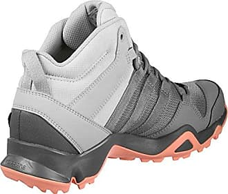 adidas Damen Terrex AX2R Mid GTX Trekking-& Wanderstiefel, Grau (Gridos/Gritre/Cortiz 000), 38 EU