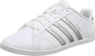 huge discount 359d5 1a25c adidas Damen Vs Coneo QT Fitnessschuhe Wei (Ftwbla  Plamat  Ftwbla 000)  - associate-degree.de