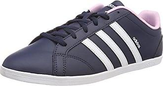 adidas Damen Vs Coneo QT Fitnessschuhe  Blau (Maruni / Ftwbla / Rosesc 000)
