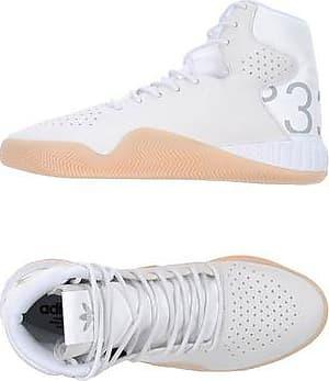 adidas Zapatillas abotinadas Topten Hi I Blanco/Azul EU 22