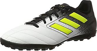 Adidas Ace 17.4 FxG, Zapatillas de Fútbol para Hombre, Multicolor (FTWR White/Solar Yellow/Core Black), 47 1/3 EU adidas