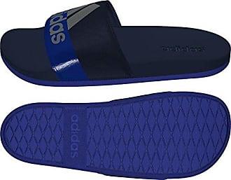 adidas Adilette SC+ C Blau, Sandale, Größe EU 48 2/3 - Farbe Collegiate Royal-White-Collegiate Royal