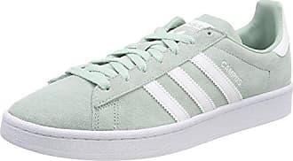 Adidas Courtvantage, Zapatillas de Deporte para Hombre, Verde (Verlin/Verlin/Verlin), 42 EU
