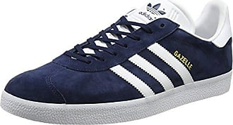 adidas 10k Casual, Sneakers Basses Homme, Bleu (Collegiate Navy/Crystal White/Mystery Blue), 48 EU