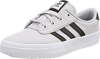 Adidas Kiel, Zapatillas para Hombre, Gris (Lgb Solid Grey/Core Black/Footwear White 0), 43 1/3 EU