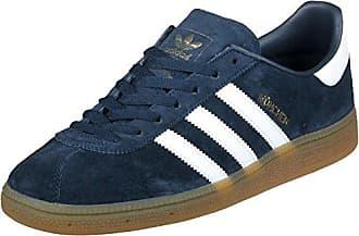 adidas Herren Cloudfoam Flyer AW4259 Sneaker Mehrfarbig (White Blue 001) 42 EU