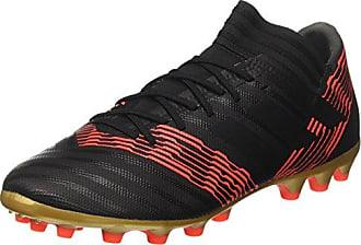 Adidas X 17.3 FG, Botas de Fútbol para Hombre, Amarillo (Ormetr/Negbas/Rojsol 000), 47 1/3 EU
