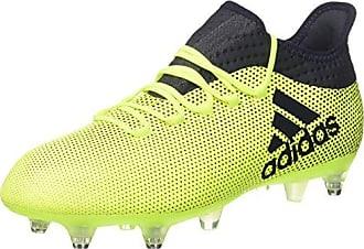 adidas Copa 17.2 FG, Chaussures de Football Homme, Jaune (Solar Yellow/Legend Ink/Legend Ink), 47 1/3 EU