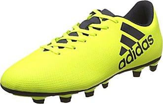 adidas Unisex-Kinder X 17.3 SG Fußballschuhe, Gelb (Solar Yellow/Legend Ink/Legend Ink), 38 EU
