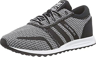 adidas Damen Los Angeles Trainer Low, Grau (Mgh Solid Grey/Mgh Solid Grey/FTWR White), 36 2/3 EU