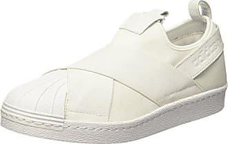 Adidas Courtvantage, Zapatillas de Deporte para Hombre, Blanco (Casbla/Casbla/Casbla), 44 2/3 EU