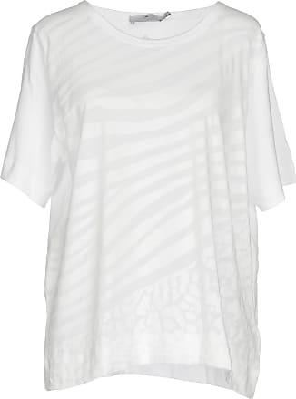 ESS CROP TEE - TOPWEAR - T-shirts adidas