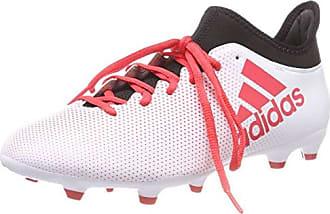 los angeles 63bc6 675db Adidas X 17.1 FG, Botas de Fútbol para Hombre, Blanco (Ftwbla Correa