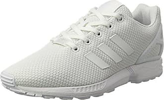 Adidas ZX Flux El I, Sneakers Unisex Bebé, Rojo (Core Red S17/Ftwr White/Core Black), 21 EU