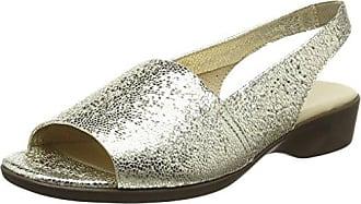 Damen Chaussure De Bride Arrière Ouverte 25-48736 Sandalen Bianco