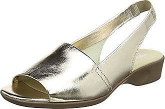 Bloch Luxury, Ballerine da Donna, Dorato(Gold (Or (Metallic Platino/Black))), 36 EU
