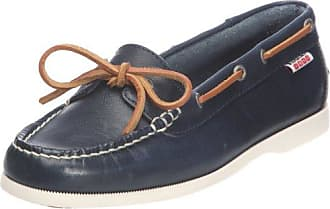Americasual W night P4312 - Zapatos de cuero para mujer, color azul, talla 39 Aigle